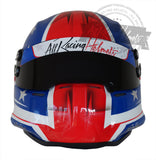 Jeffrey Bolt Rebel Flag Helmet
