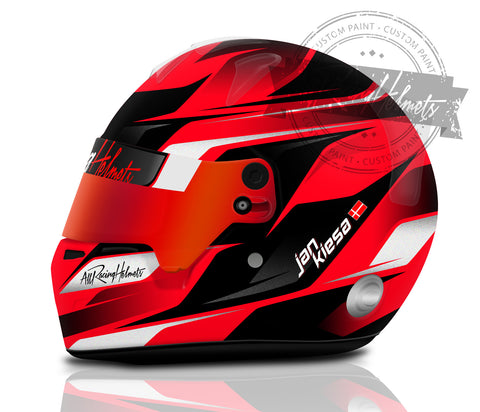 Jan Kiesa Helmet Design