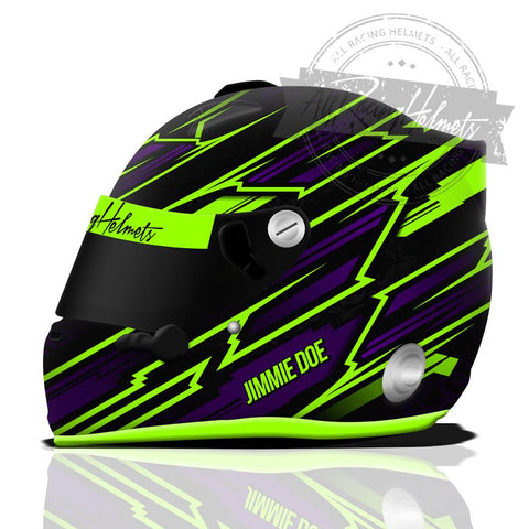 Jimmie Doe Helmet Design