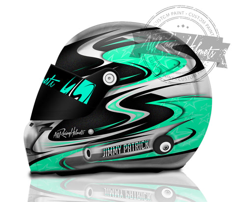 Jimmy Patrick Helmet Design