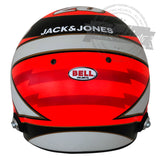 "Kevin Magnussen 2019 ""Black Edition"" F1 Replica Helmet Scale 1:1"