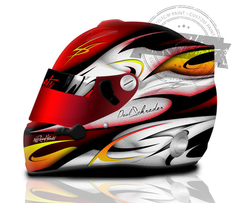 Paul Schrader Helmet Design