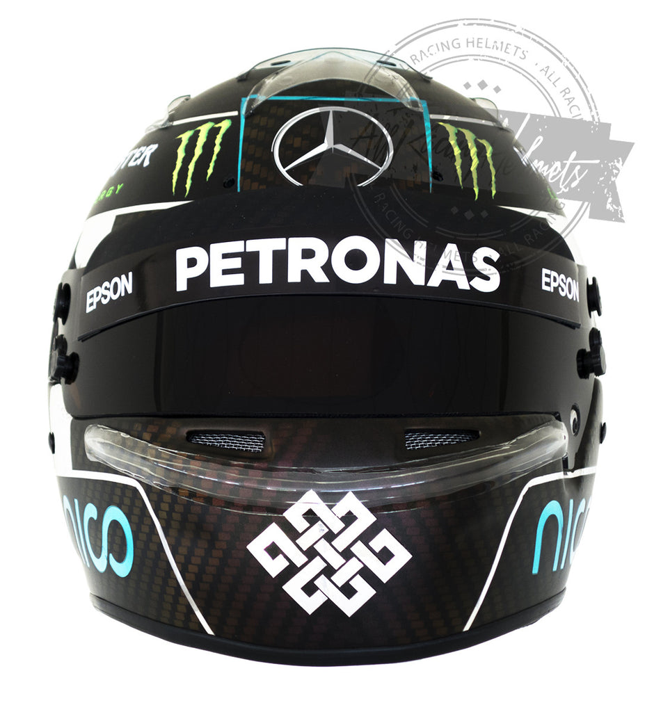 Nico Rosberg 2016 F1 Replica Helmet Scale 1:1 - All Racing ...