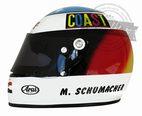 Michael Schumacher 1990 Replica Helmet Scale 1:1