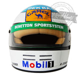Michael Schumacher 1992 F1 Replica Helmet Scale 1:1
