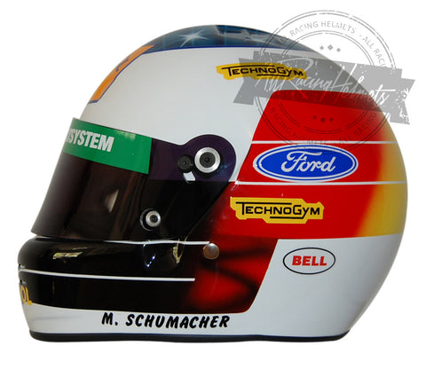 Michael Schumacher 1993 F1 Replica Helmet Scale 1:1