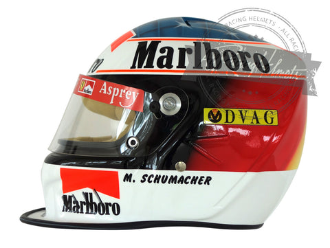 Michael Schumacher 1996 F1 Replica Helmet Scale 1:1