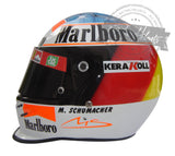 Michael Schumacher 1998 F1 Replica Helmet Scale 1:1