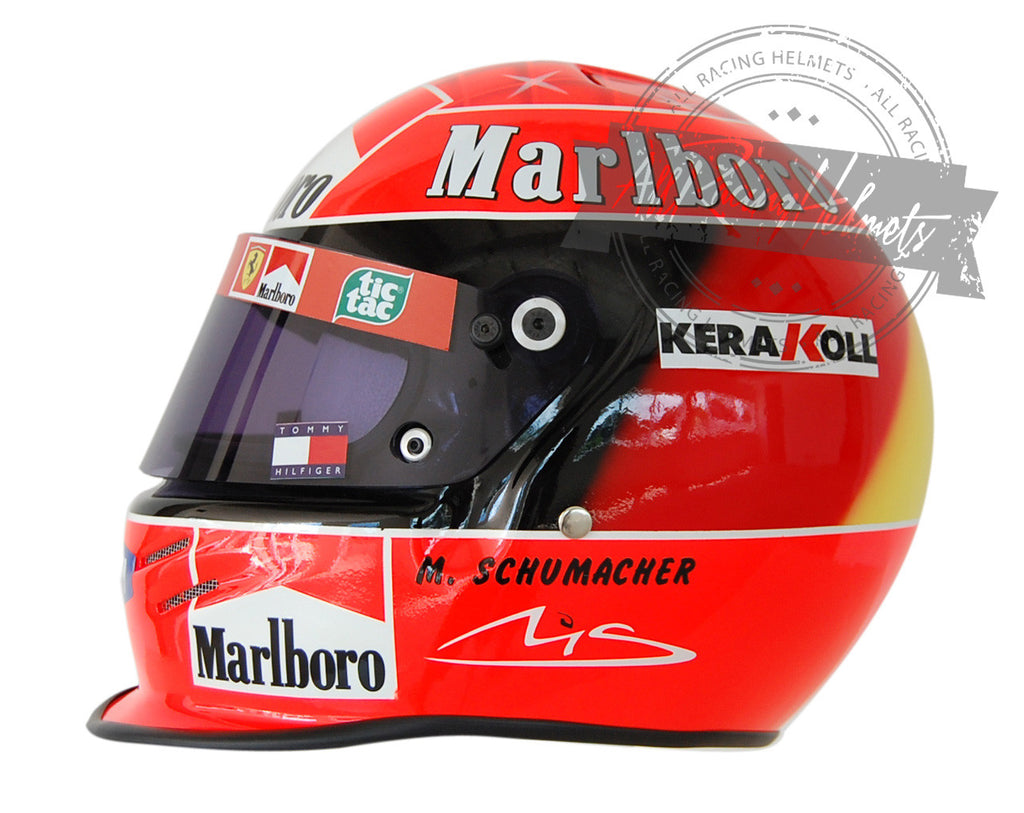 Michael Schumacher 2000 F1 Replica Helmet Scale 1:1