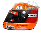 Michael Schumacher 2001 F1 Replica Helmet Scale 1:1