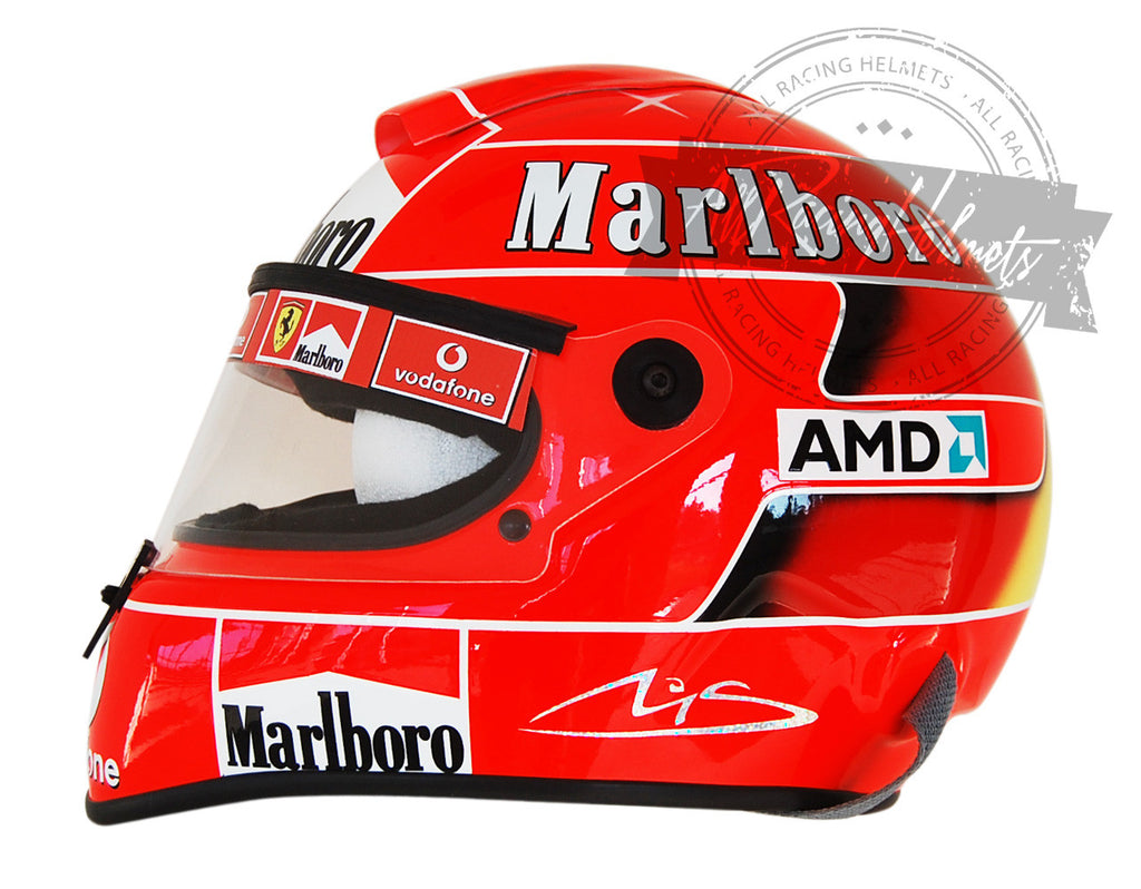 Michael Schumacher 2005 F1 Replica Helmet Scale 1:1
