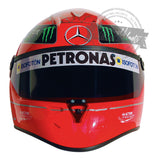 "Michael Schumacher 2012 ""Farewell"" F1 Replica Helmet Scale 1:1"