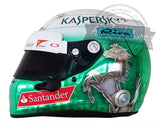 Sebastian Vettel 2016 German GP F1 Replica Helmet Scale 1:1