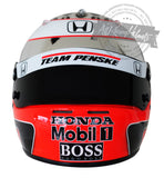 Will Power Indianapolis Replica Helmet Scale 1:1
