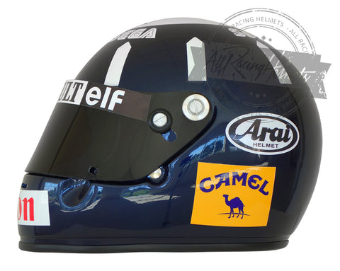 Damon Hill 1993 F1 Replica Helmet Scale 1:1