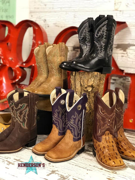 Every child needs a pair of cowboy boots!