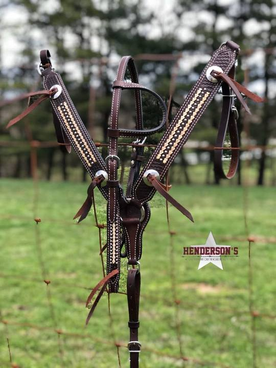 Headstalls & Breaststraps