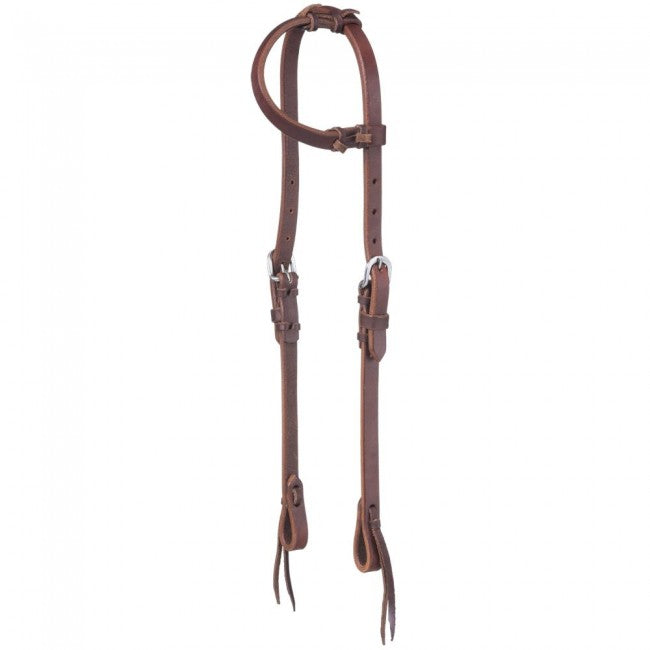 Premium Harness Leather with Tie Ends - Henderson's Western Store