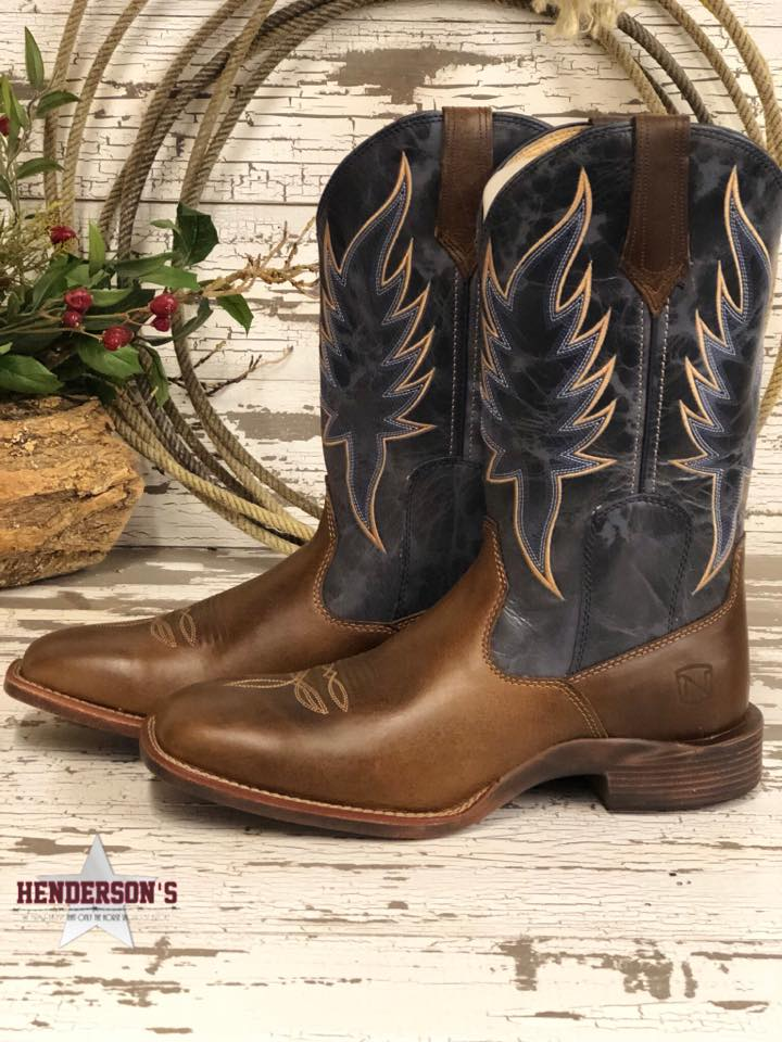 Mens All-Around Boots - Henderson's Western Store