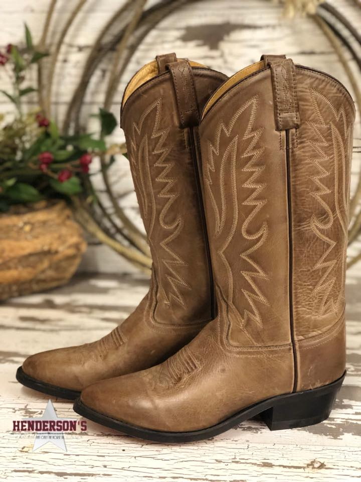 Men's Sandy Brown Boot