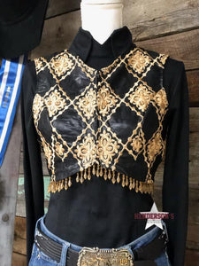 Load image into Gallery viewer, Black Diamond Bolero - Henderson's Western Store