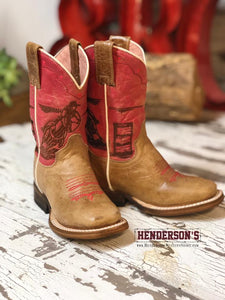 Load image into Gallery viewer, Barrel Racer Boot - Henderson's Western Store