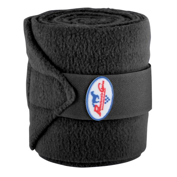 Professional's Choice Polo Wrap ~ Black - Henderson's Western Store
