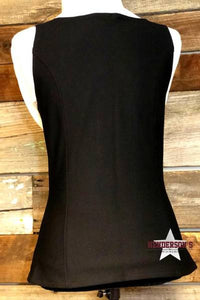 Load image into Gallery viewer, DIY Ultimate Vest ~ Black Red Royal & Navy - Henderson's Western Store