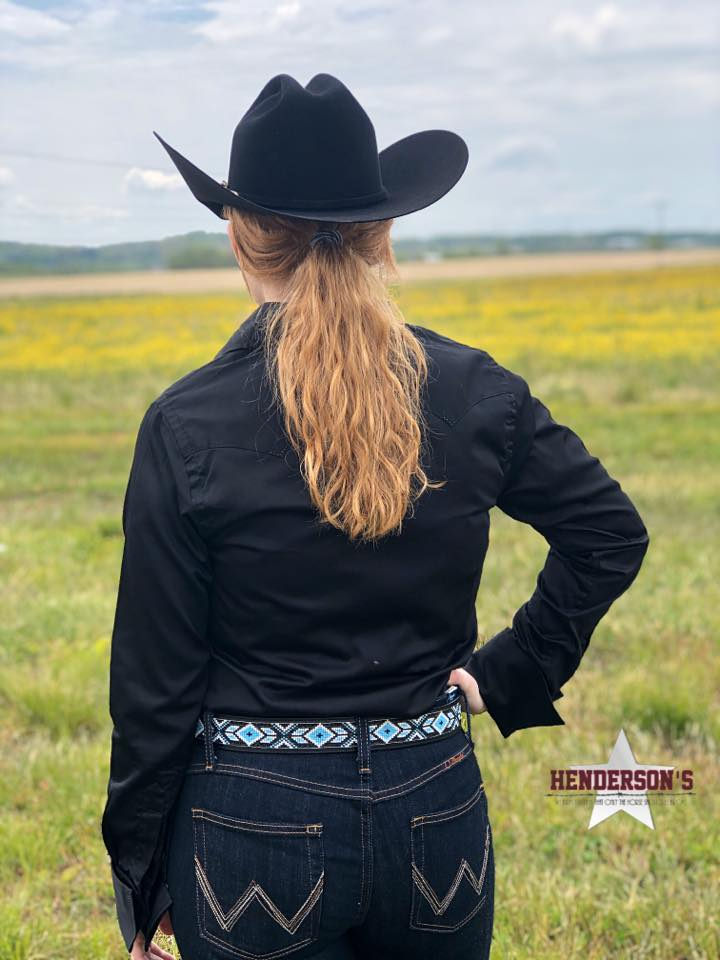 Sateen Solid Shirts - Henderson's Western Store