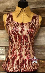 Load image into Gallery viewer, Boardwalk Show Vest - Henderson's Western Store