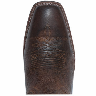 Men's Rust Earth Square Toe - Henderson's Western Store