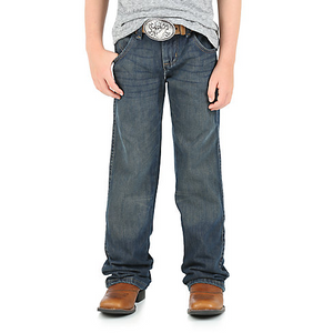 Load image into Gallery viewer, Boy's Wrangler Retro Jeans - Henderson's Western Store