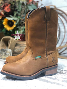Load image into Gallery viewer, Men's Dan Post Brown Oily Boot - Henderson's Western Store
