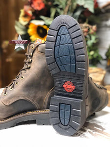 Load image into Gallery viewer, Rugged Gaucho Steel Toe - Henderson's Western Store