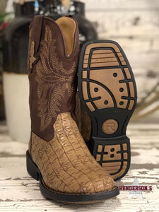 Load image into Gallery viewer, Chomp Caiman Childrens Boots - Henderson's Western Store