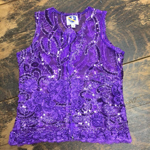 Load image into Gallery viewer, Kids Sheer Molly Vest - Henderson's Western Store