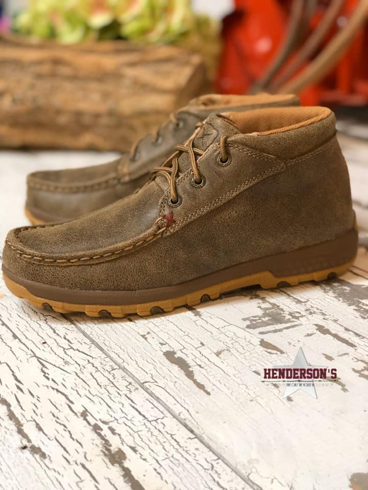 Ladies Chukka Driving Moc - Henderson's Western Store