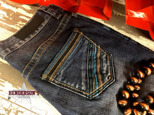 Load image into Gallery viewer, Rock & Roll Cowgirl Jeans - Henderson's Western Store