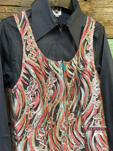 Load image into Gallery viewer, Lakota 2.0 Show Vest - Henderson's Western Store