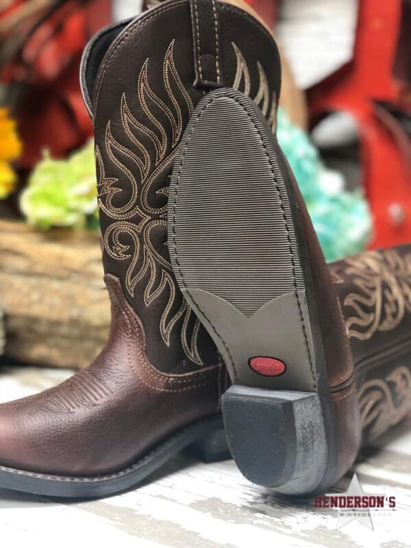 Ladies Copper Kettle Boots - Henderson's Western Store
