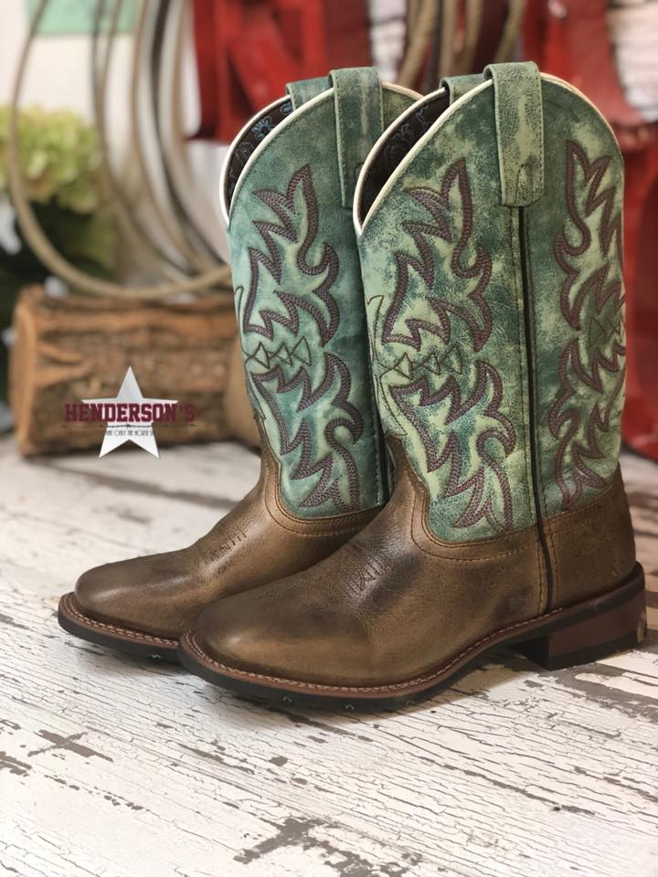 Anita Leather Boot - Henderson's Western Store
