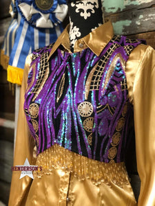 Load image into Gallery viewer, Neon Me Perfect Bolero - Henderson's Western Store