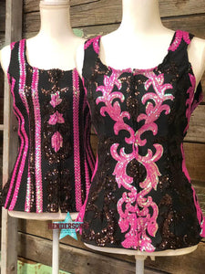 Load image into Gallery viewer, Pinkapoolsa Show Vest