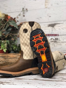 Load image into Gallery viewer, Roughneck Tan Boots - Henderson's Western Store