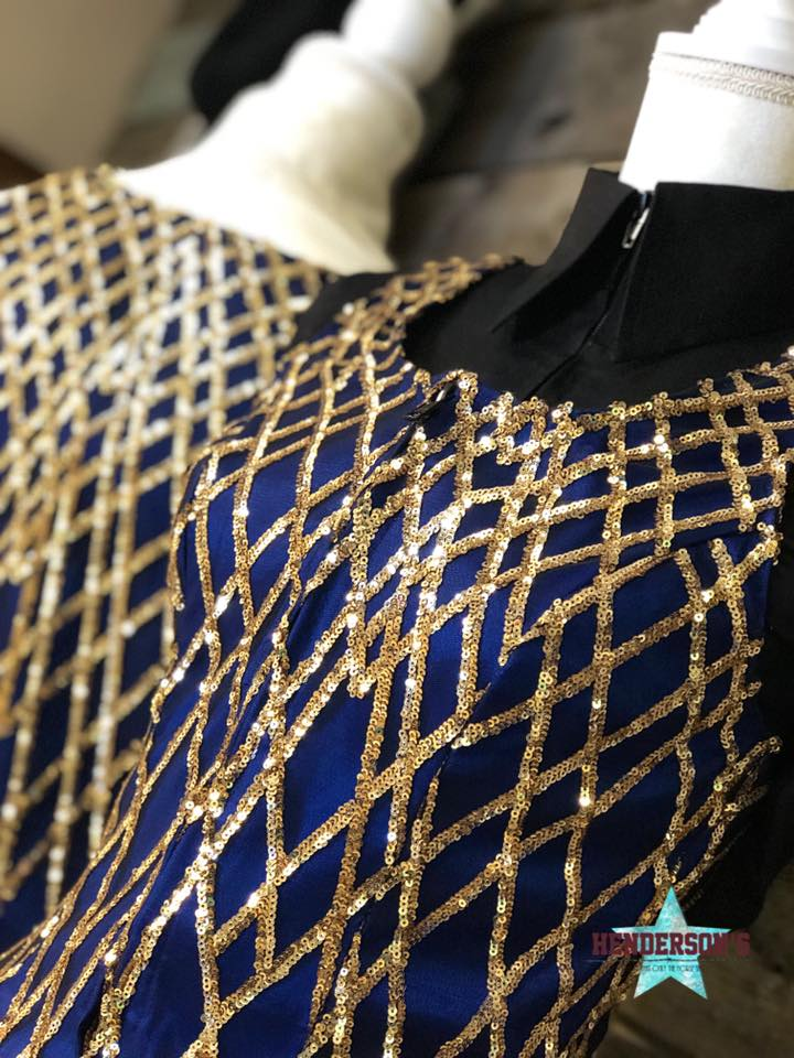 Royal Delight Show Vest - Henderson's Western Store