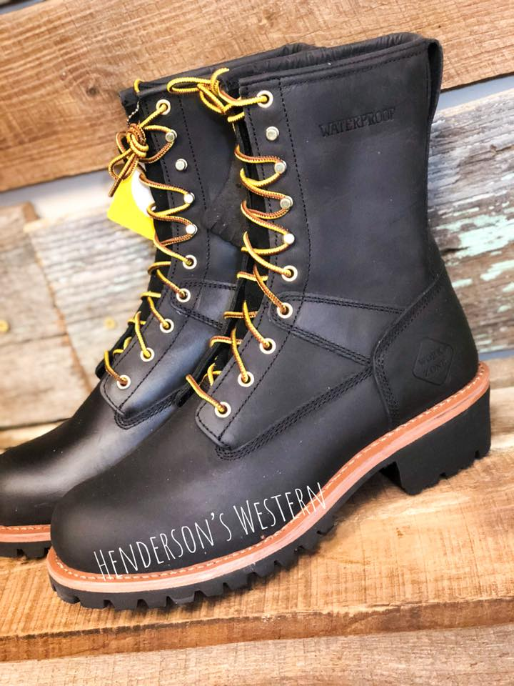 Work Zone Boots - Henderson's Western Store
