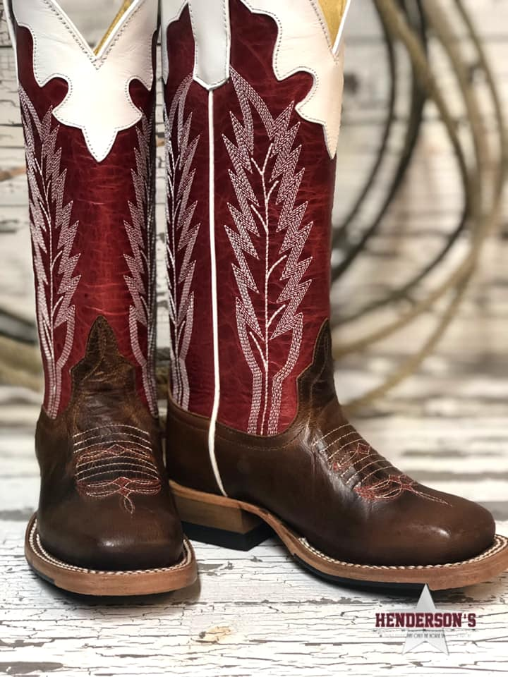 Saddle Mad Dog Rodeo Boots - Henderson's Western Store