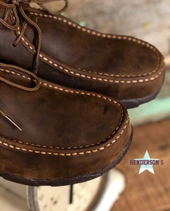 Load image into Gallery viewer, Men's Driving Mocs Steel Toe