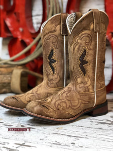 Load image into Gallery viewer, Spellbound Boots ~ Tan - Henderson's Western Store