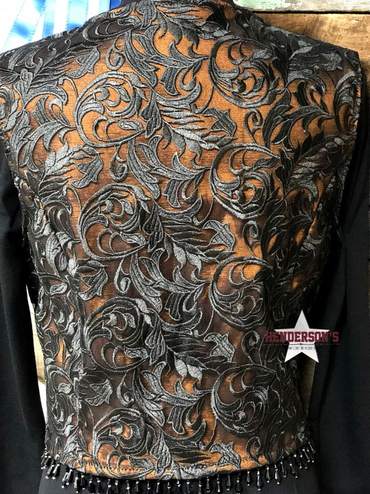Tooled-ally Cropped Bolero